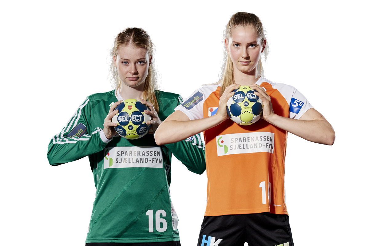 Mette Tranborg og Althea Reinhardt nomineret til World Female Young Handball Players 2017/2018
